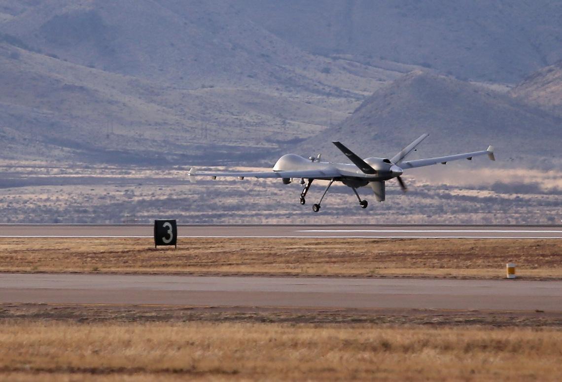 Droni lungo raggio
