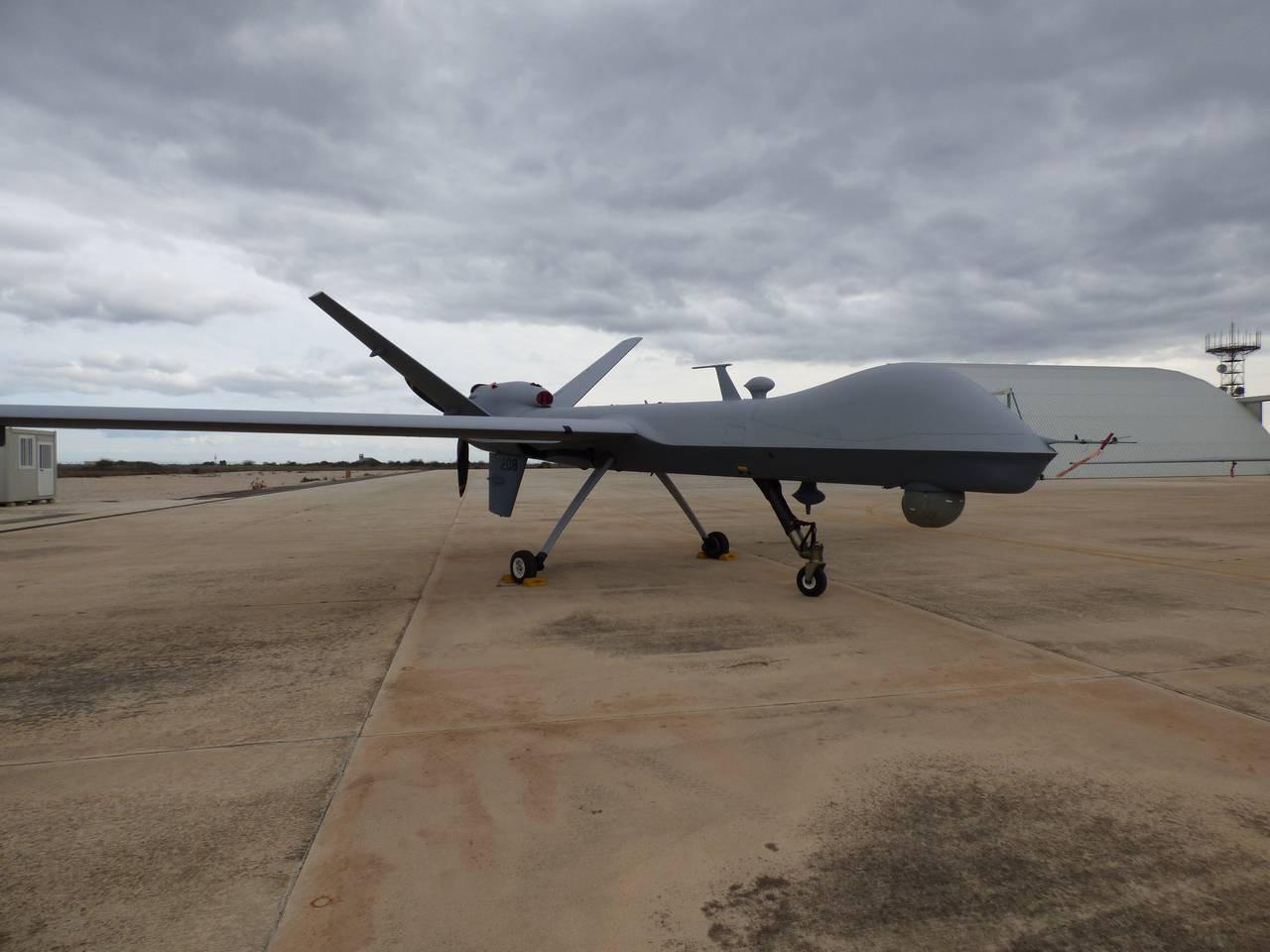 Guerra dei droni