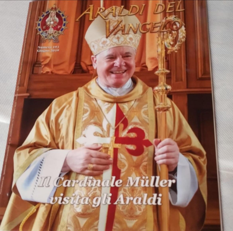 Rivista cattolica che contiene scritture