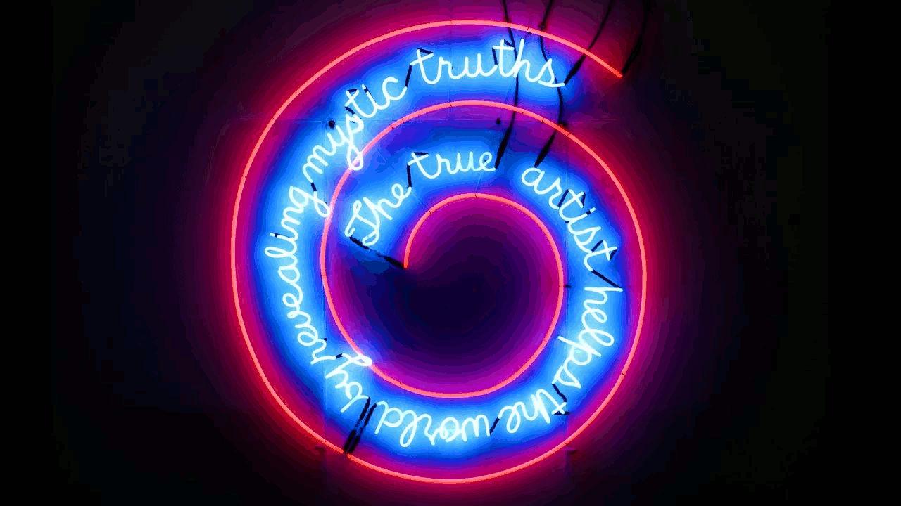 Arte contemporanea: Bruce Nauman