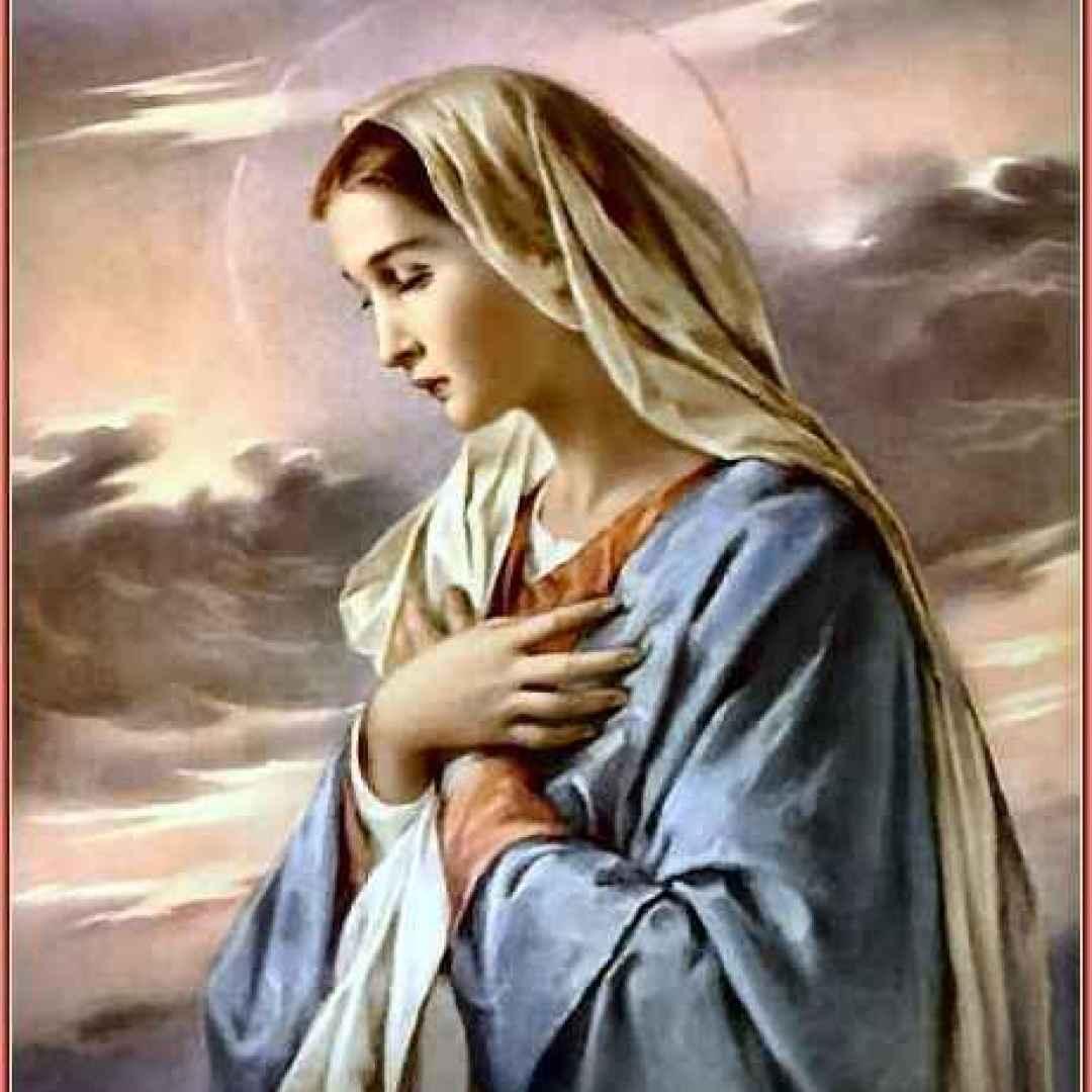 Madonna, Beata Vergine Maria, Redenzione, Fatima