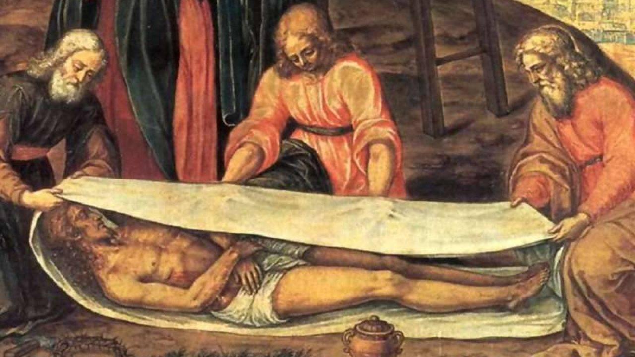 Il corpo di Gesù