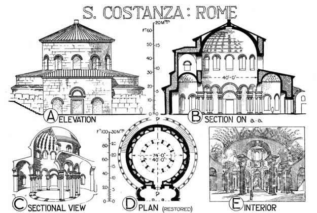 Un dibujo de una iglesia Descripción generada automáticamente