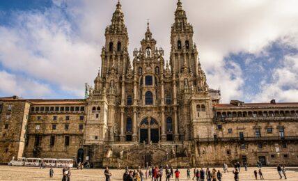 La cattedrale di Santiago