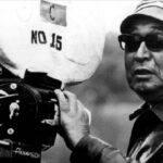 Arte Contemoranea - Akira Kurosawa sul set