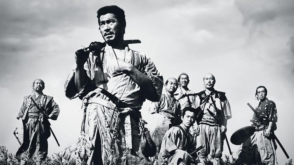 Arte Contemporanea - Akira Kurosawa - I sette samurai