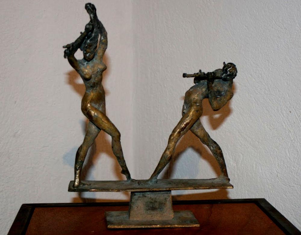 Arte Contemporanea - Venanzo Crocetti - Balletto antico