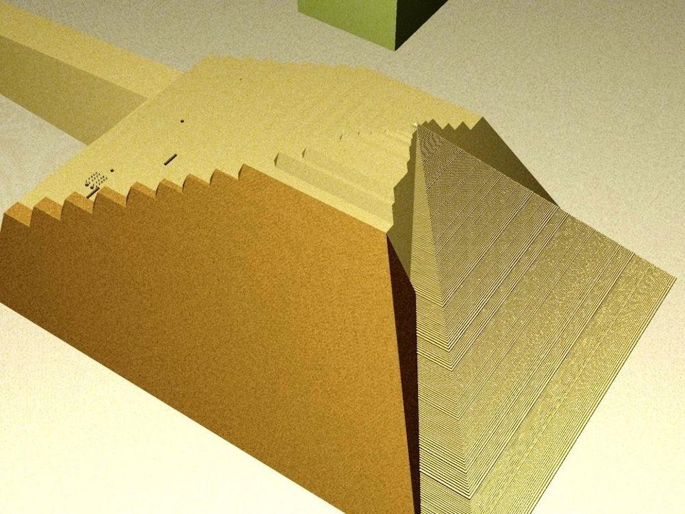 Figura 3 piramidi Giza