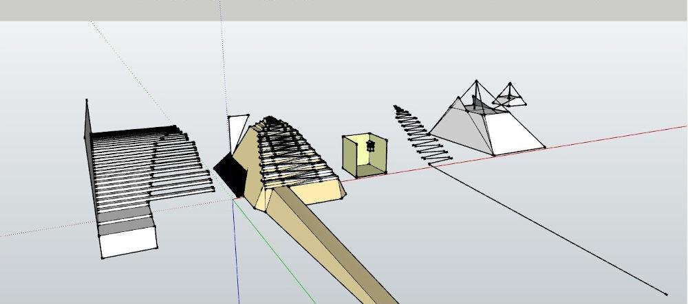Figura 9 piramidi Giza