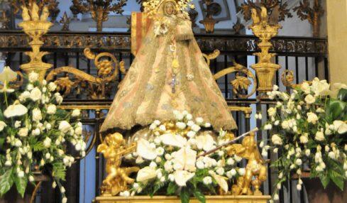 Imagen de Nuestra Señora de Monserrate de Orihuela. Fuente: Mª del Carmen Portugal