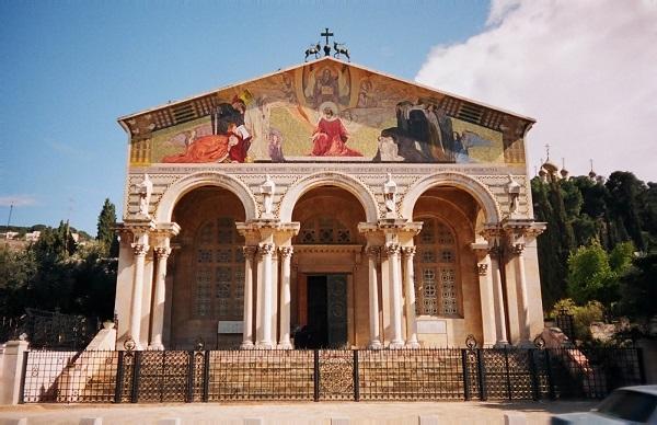Basílica de la Agonía