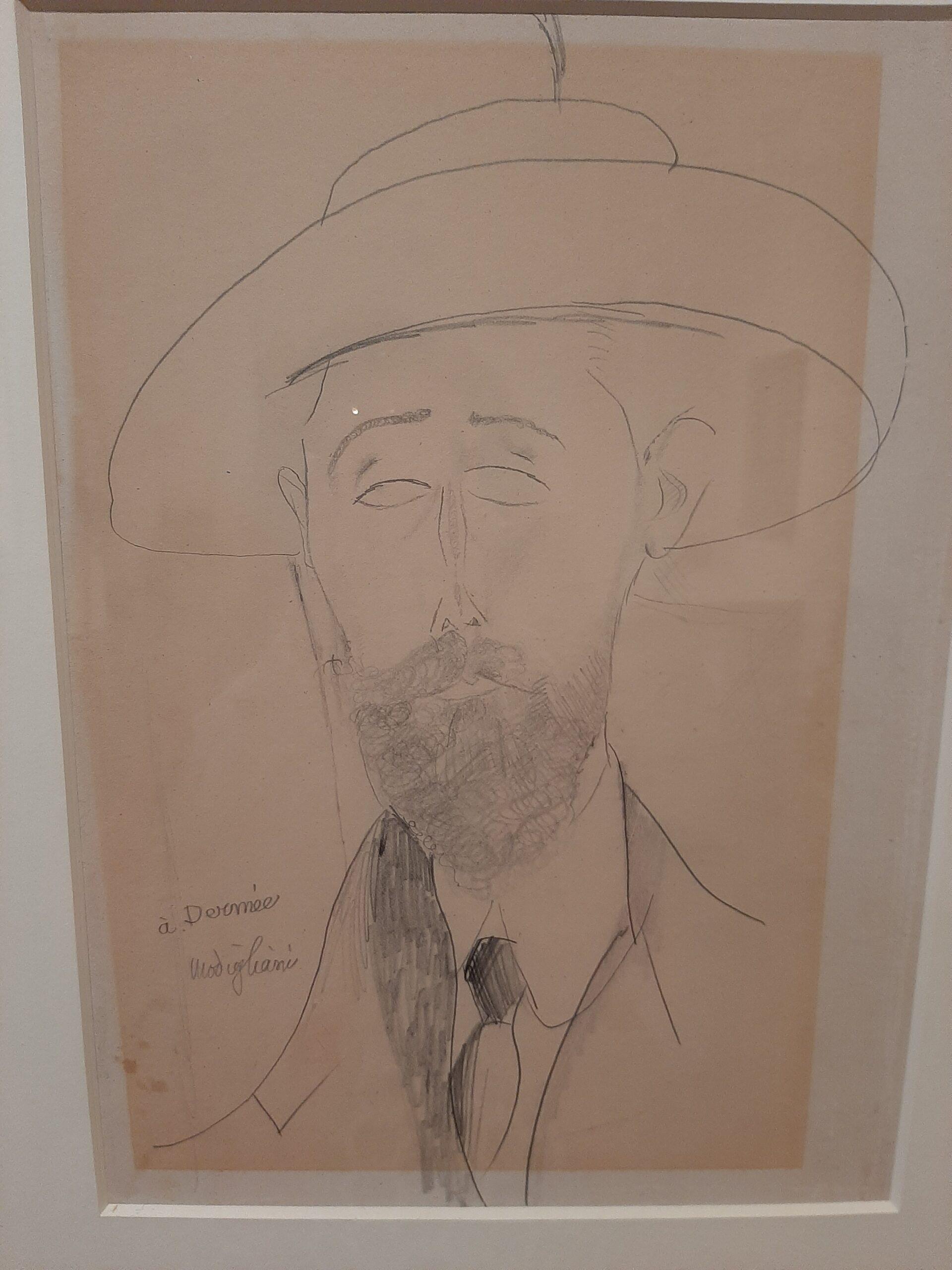 Portrait de Paul Dermée